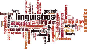 Some of the many aspects of linguistics